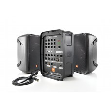 "JBL Packaged 8"" 2-Way PA with Powered 8-Channel Mixer and Bluetooth® - EON208P"